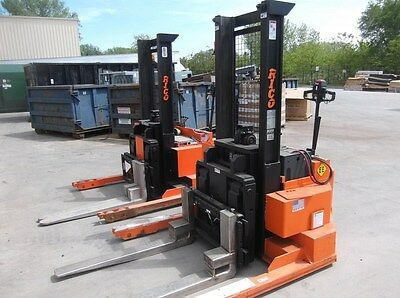 Rico Equipment #WR-EE-45, 4500 lb. electric forklift