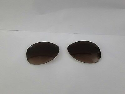 Ray ban RB3386 Grad Brown sunglasses lenses genuine 001/13 size 67