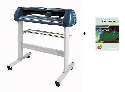 "Vinyl Cutter Plotter SEIKI SK720T 28"" +Stand+ Free Artcut software Signs T-shirt"