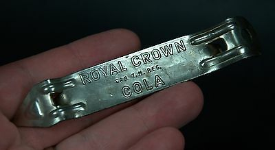 Vintage Royal Crown Cola Bottle / Can Opener by Newell Canada RC