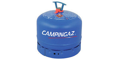 Genuine Campingaz 904 cylinder - NEW/FULL/SEALED c/w regulator & 2M hose & clips