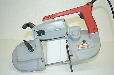 Milwaukee 6230 Portable Band Saw Deep Cut Variable Speed Bandsaw
