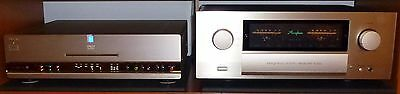 High End Vollverstärker Accuphase E-450 + High End Sony SACD/CD/DVD-Player