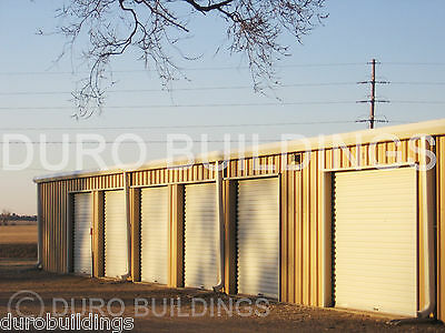 DURO Steel Mini Self Storage 20x150x8.5 Metal Building Kit Structures DiRECT