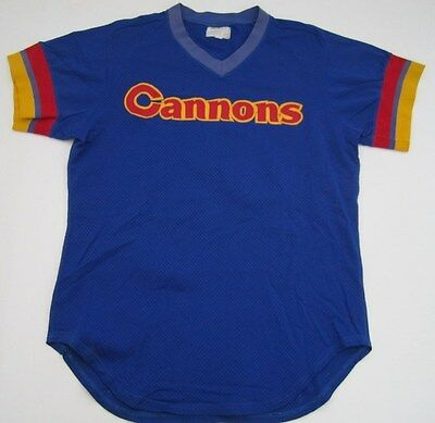 vintage sz 46 Calgary Cannons Wilson authentic player jersey Mariners affiliate