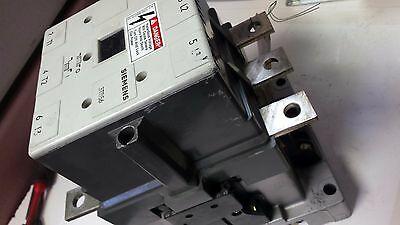 Siemens 3TB56 3 Pole Contactor coil 120v