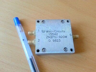 Power splitter combiner ZN2PD-920W 50Ω 800 to 920 MHz
