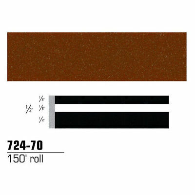 3M Scotchcal Striping Tape, Brown Metallic, 1/2 in. x 150 ft. 72470 new