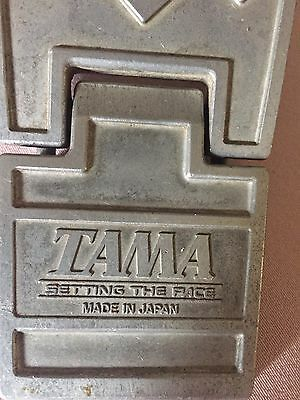 Tama Bass Drum Pedal (made In Japan )