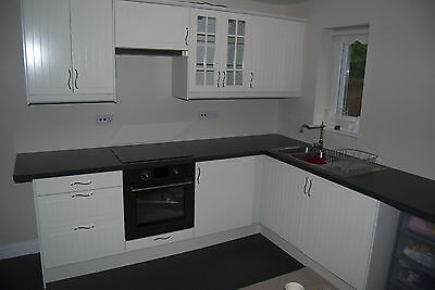Ikea kitchen units including all appliances