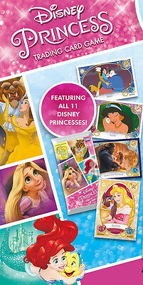 Disney Princess 2017 Trading Card Game SET = 192 cards inc Beauty and the Beast