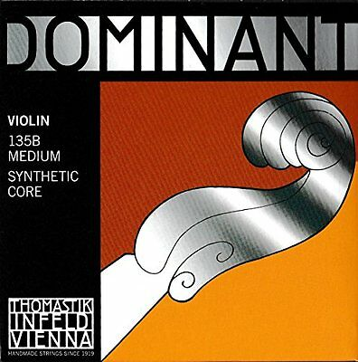 Dominant Strings 135B - Set corde per violino 4/4