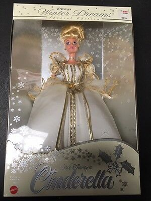1997 Barbie As Cinderella *nibnr* - Winter Dreams Edition