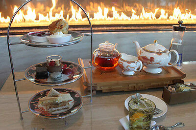 High Tea for 2 People at the Lobby Lounge in the Shangri-La Toronto Hotel