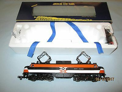 American Flyer by Lionel #6-48075 EP-5 #378 New Haven Electric Locomotive. NIB