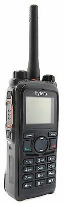HYTERA PD785 UHF 4 WATT DMR DIGITAL WALKIE-TALKIE TWO WAY RADIO x 1