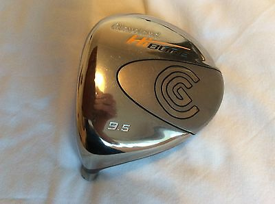 Cleveland HiBORE Driver Head 9.5 Degrees Left Handed