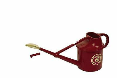 Haws 7 litre Deluxe Red Watering  Can
