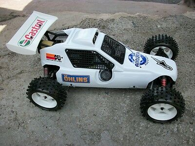 ***fg Marder 1/6Th Scale Petrol Rc Buggy*new* Ready To Run!!***