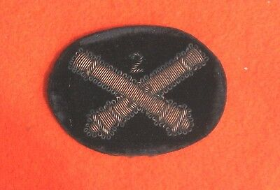 2Nd Artillery Officer Hat Insignia For Hardee Hat
