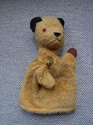 Vintage Sooty hand glove puppet by Chad Valley (1960's)