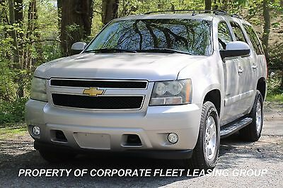 2007 Chevrolet Tahoe LT Sport Utility 4-Door 2007 CHEV TAHOE LT 4WD LOW MILEAGE SUNROOF EXTRA CLEAN FULLY INSPECTED