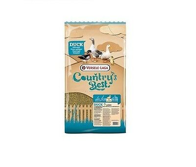 Versele Laga Country's Best Duck 3 Pellets 5kg Duck geese swan waders Food Feed