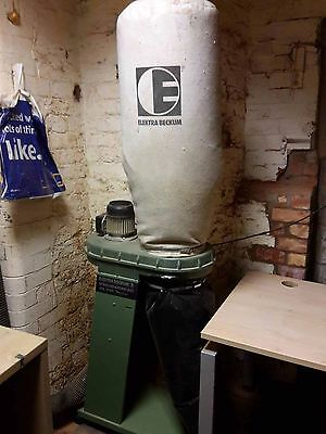 Elektra Beckum SPA1100 Dust Extractor, Fully Working, With Extras