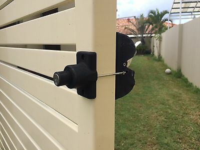 Security/Privacy Strong Steel Fence Gate 2880 mm WIDE, Benowa Gold Coast