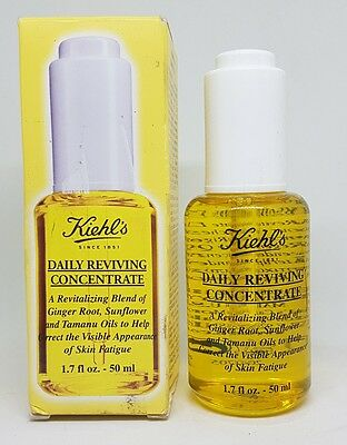 KIEHL'S Daily Reviving concentrate 50 ml **BRAND NEW **
