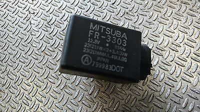1998 Honda CBR600 F3 Mitsuba FR-3303 indicator flasher relay