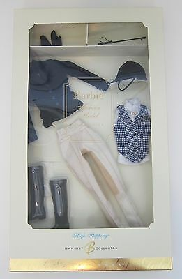 Barbie Fashion Model Collection~HIGH STEPPING FASHION~Horse Riding Outfit~NIB