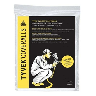Trimaco Painters Coverall Tyvek Large