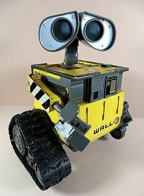 Large mechanical Wall-E toy from the movie for parts!