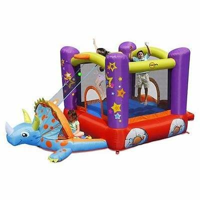 HAPPY HOP Dino Play Centre Jumping Castle