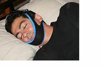 My Snoring Solution Anti Snoring Jaw Strap Supporter Stop Snoring Sleep Aid W...