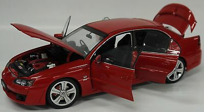1:18 Holden HSV Y Series GTS Sting Red