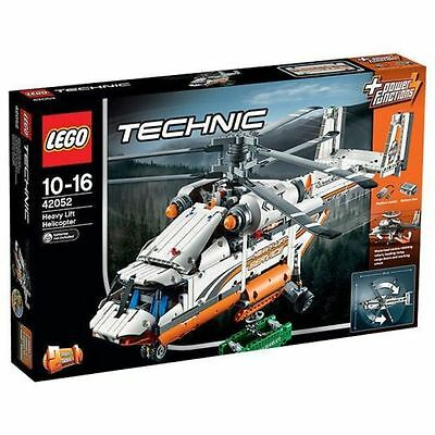 LEGO 42052 Technic Heavy Lift Helicopter (BRAND NEW SEALED)