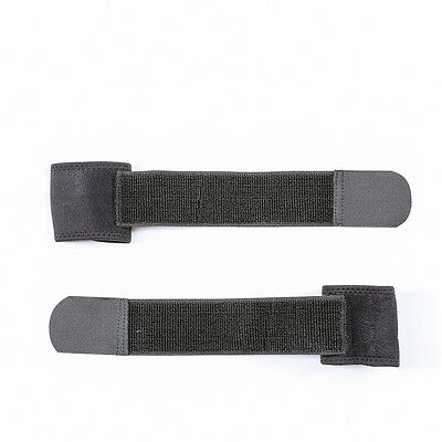 NEW Lifting Straps WEIGHT lifting WRIST WRAPS SUPPORT GYM STRENGTH TRAINING