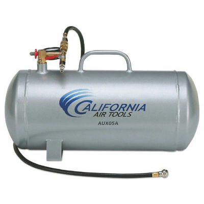 California Air Tools 5 Gallon Lightweight Portable Aluminum Air Tank New