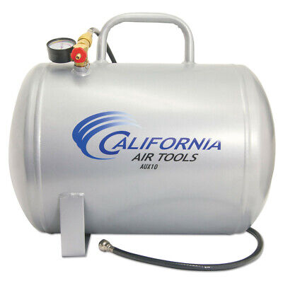 California Air Tools 10 Gallon Portable Steel Air Tank New