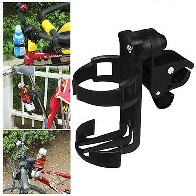 Milk Feeding Bottle Cup Holder Rack Baby Stroller Pram Bicycle Buggy Carriage