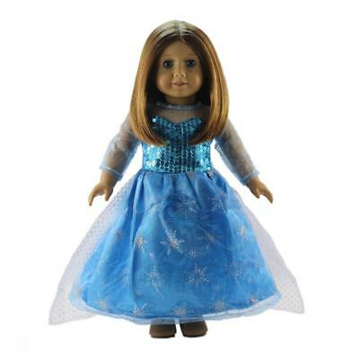 Trendy Dress Party Clothes for 18 inch American Doll Our Generation Dolls