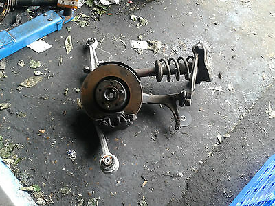 Vw Passat B5.5 Driver Side Front Complete Suspension Leg
