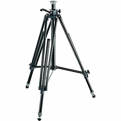 Manfrotto 028B Triman Camera Tripod with Geared Center Column,  EU Seller! NEW!