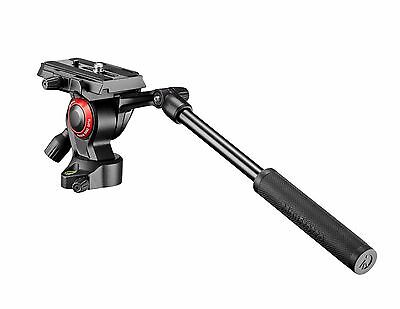 Manfrotto MVH400AH Befree Live compact and lightweight fluid video head, No Fees