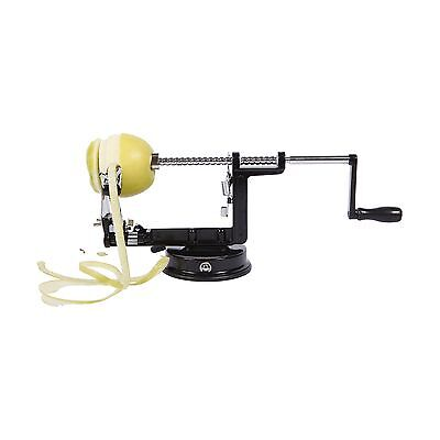 Stainless Steel Apple Peeler Corer and Slicer - Easy to Use - Durable Luxury ...
