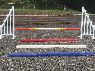 Horse Pony SoftGround Trotting Poles show jumps dressage training RRP£35 REDUCED