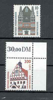 Germany - Couple of Stamps 2000 MNH** Tourism Sights