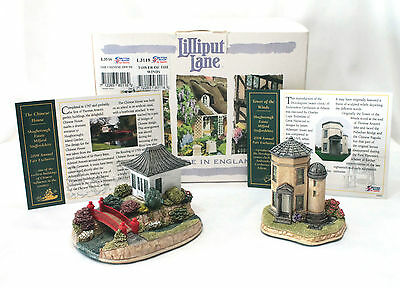 The Chinese House & Tower of the Winds ( Lilliput Lane )
